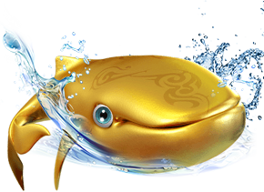 gold-money-fish