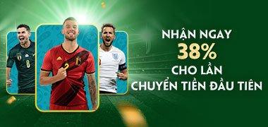 fb88-nhan-ngay-38%-cho-lan-chuyen-tien-dau-tien