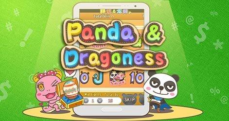 Panda & Dragoness
