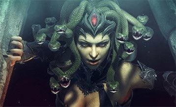 Nữ Thần Medusa 2