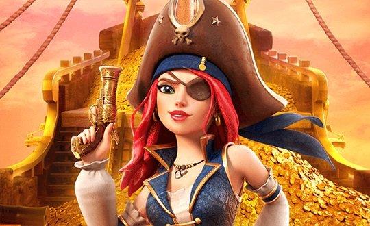 Nữ Hoàng Hải Tặc