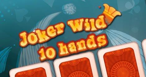 10H Joker Wild