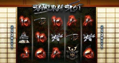 Võ sĩ Samurai