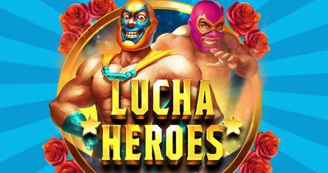 Lucha Heroes
